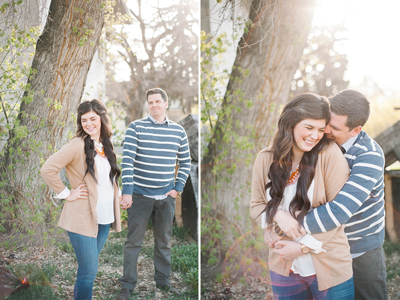 utah engagement photography ideas