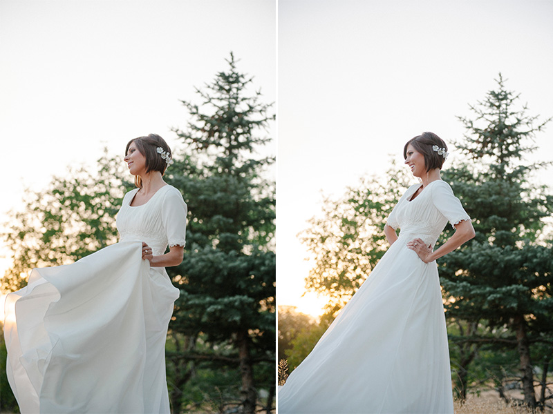 bridal photography utah county
