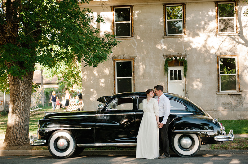 utah vintage weddings