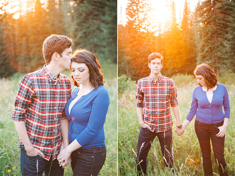 utah engagment photography