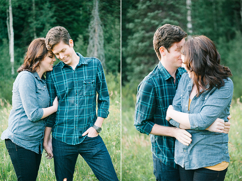 engagement photography in utah