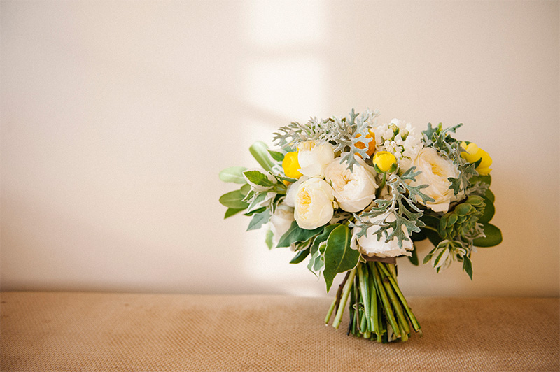 wedding florals photos