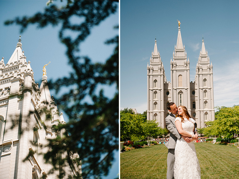salt lake city temple photos