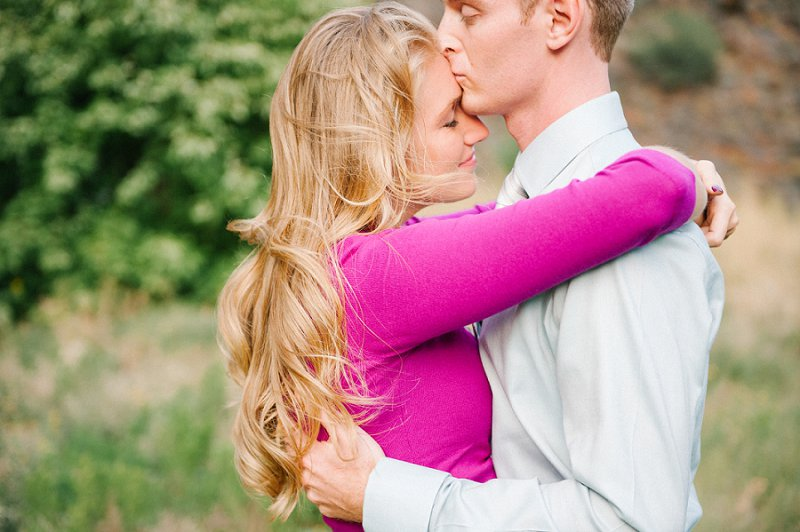 engagement photos in slc