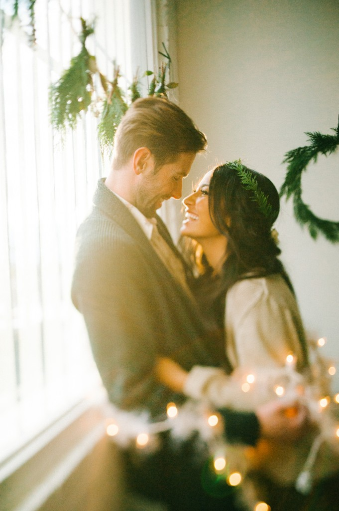 utah holiday engagement ideas