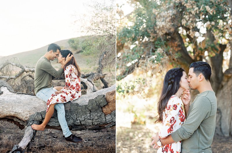 engagement photography socal
