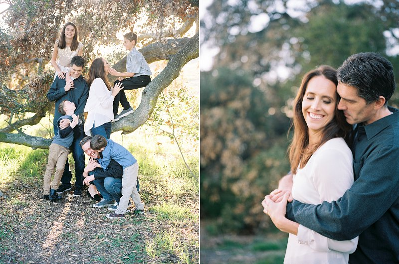 oc family photographers film