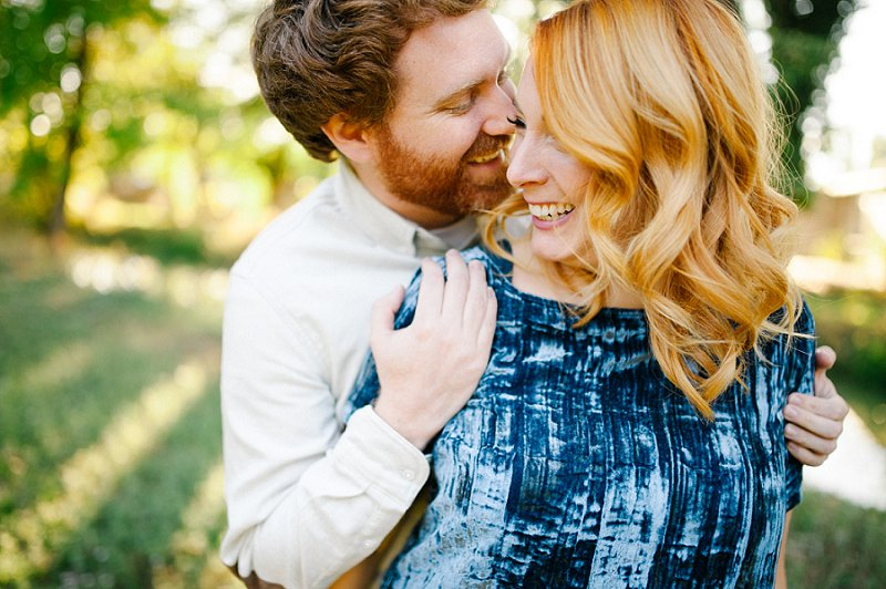 ut engagement photos